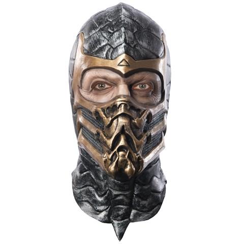 Mortal Kombat Scorpion Adult Mask
