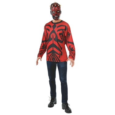 Star Wars Darth Maul Adult Costume Kit