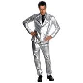 Zoolander Derek Zoolander Silver Adult Costume