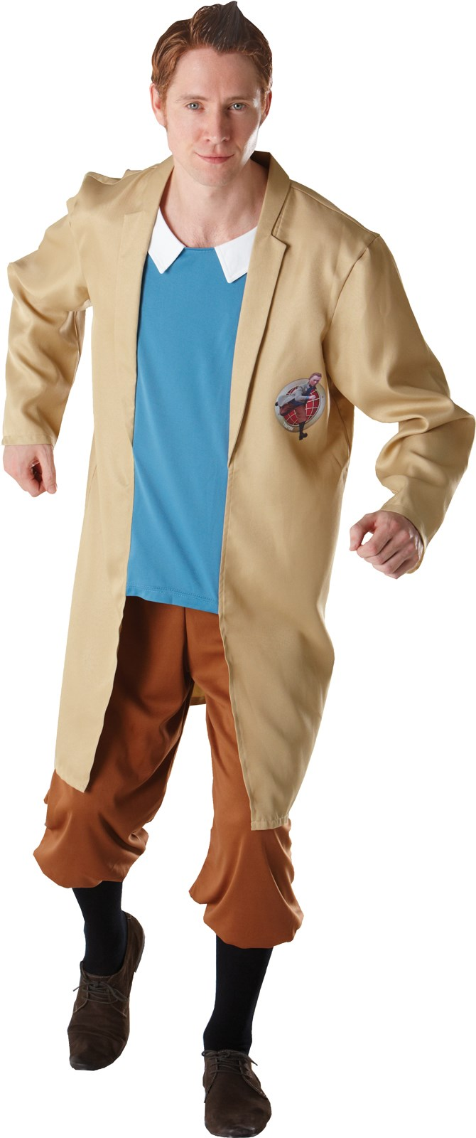 The Adventures Of Tintin Adult Costume Buycostumes Com