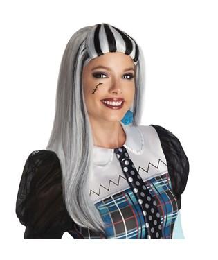 Monster High Frankie Stein Adult Wig