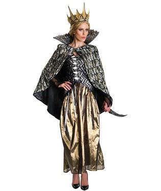 Snow White & The Huntsman Deluxe Queen Ravenna Adult Costume
