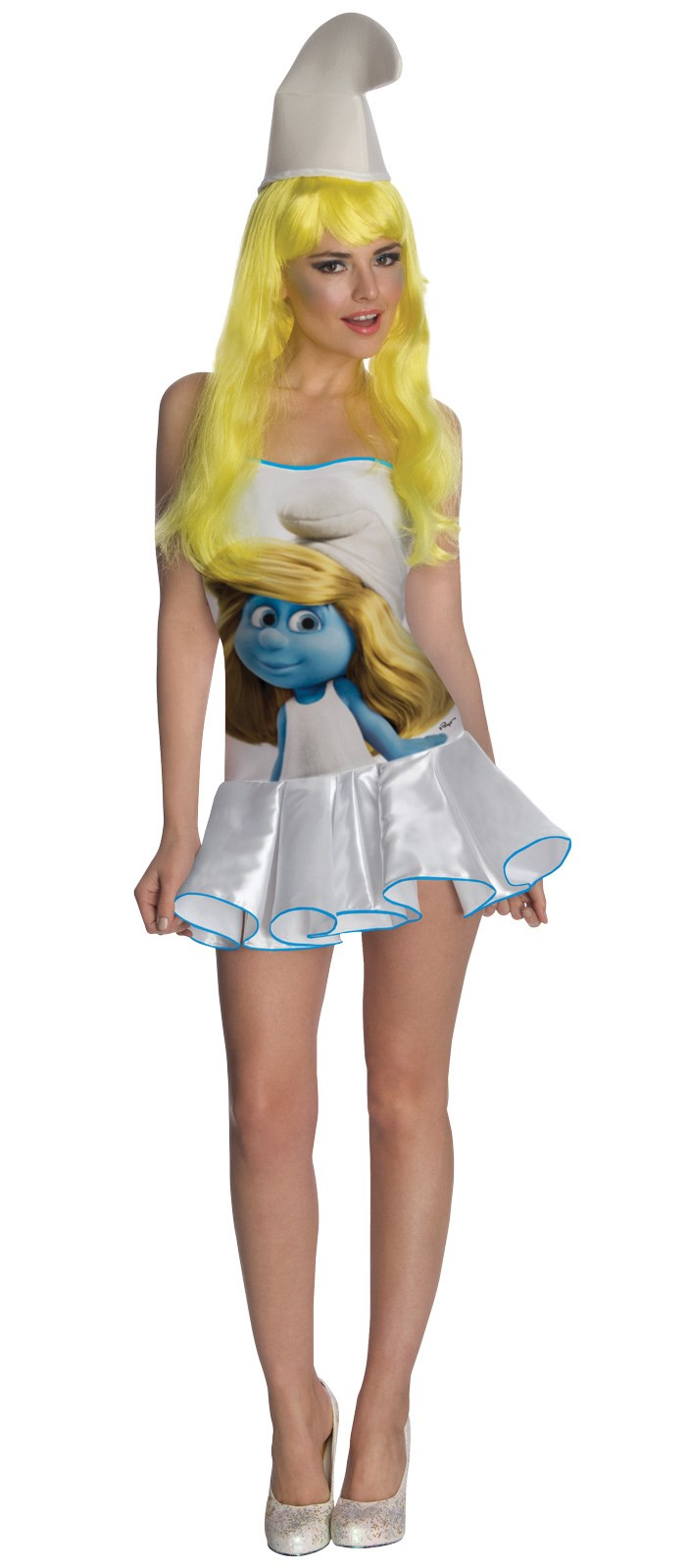 The Smurfs Dress Adult Costume