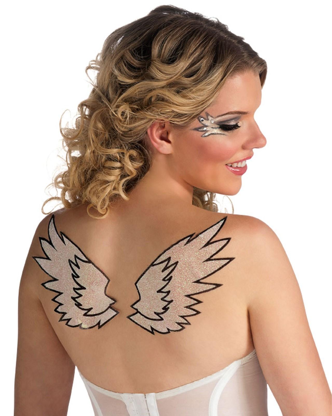 Image of Angel Wings Tattoos
