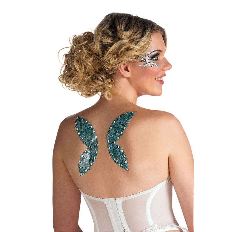 Fairy Wings Tattoo for the 2015 Costume season.