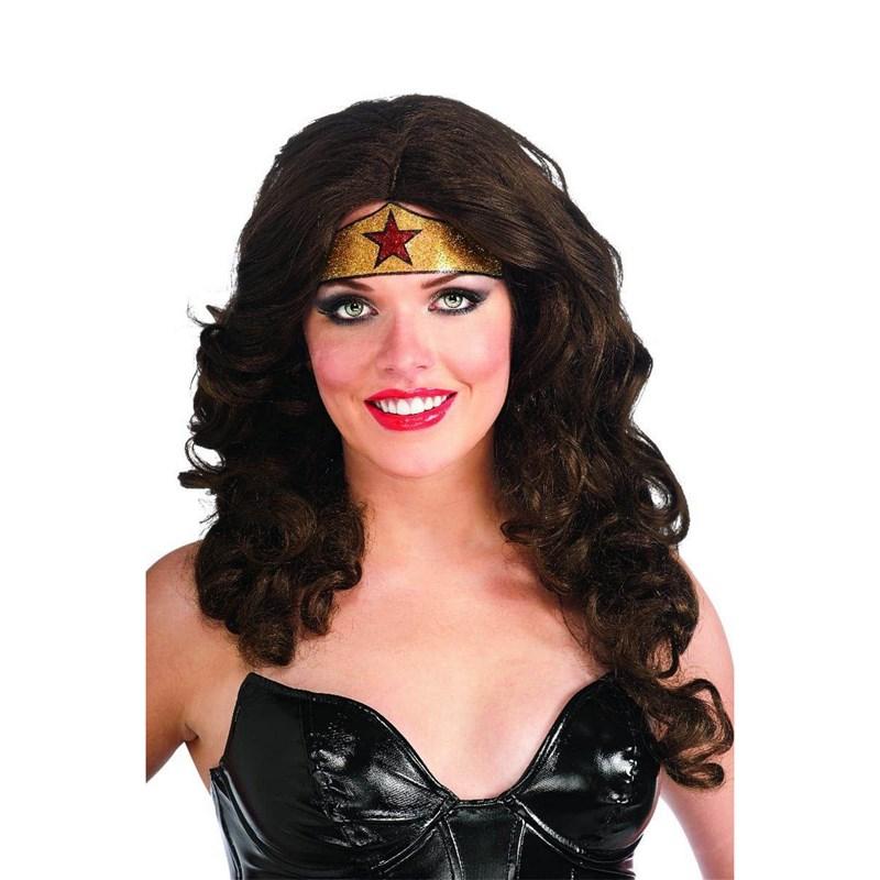 Wonder Woman Crown Tattoo for the 2015 Costume season.