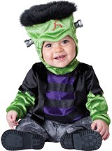 Click Here to buy Monster-BOO Frankenstein Baby & Toddler Costume from BuyCostumes