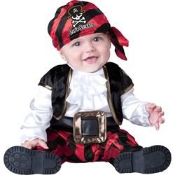 Cap'n Stinker Pirate Infant / Toddler Costume