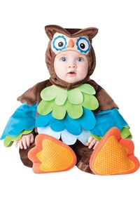 Click Here to buy What A Hoot Owl Baby & Toddler Costume from BuyCostumes