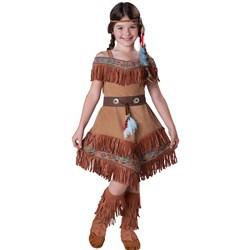 Indian Maiden Child Costume