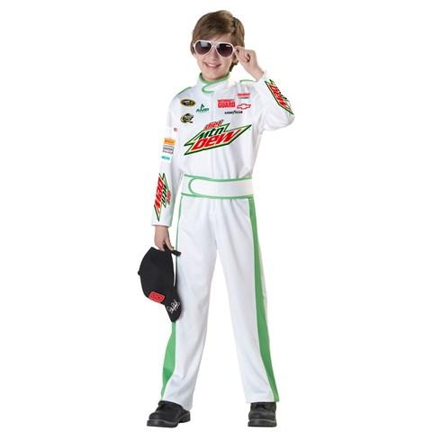 NASCAR Dale Earnhardt Jr Child Costume
