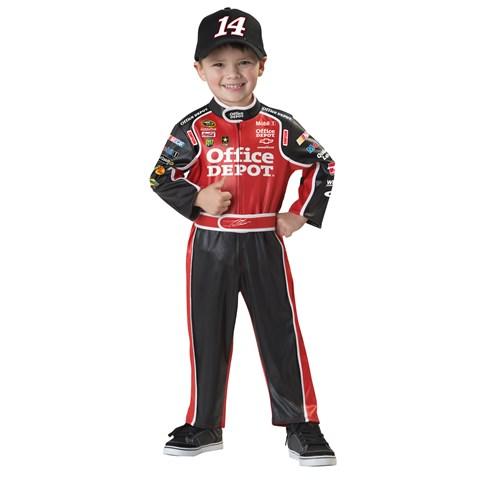 NASCAR Tony Stewart Toddler Costume