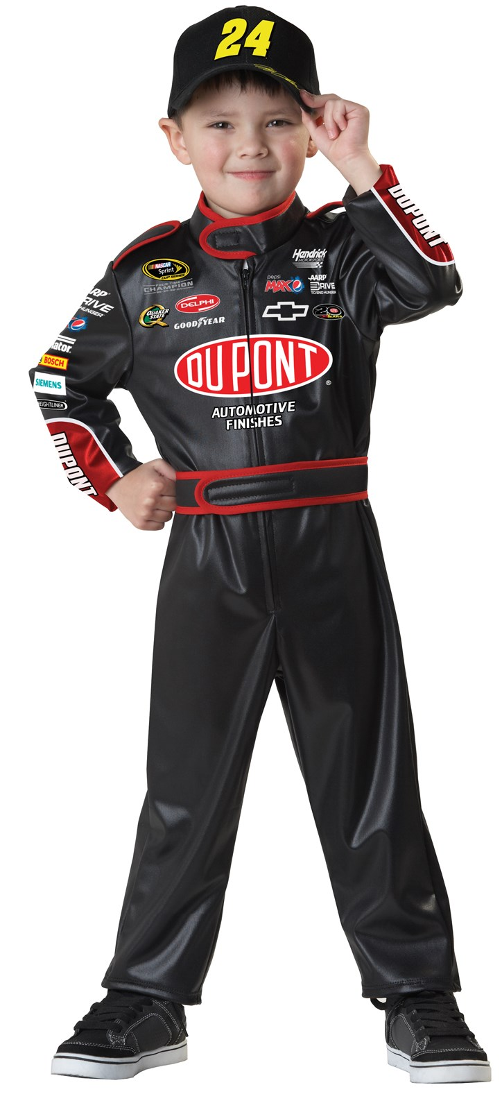 NASCAR Jeff Gordon Toddler Costume