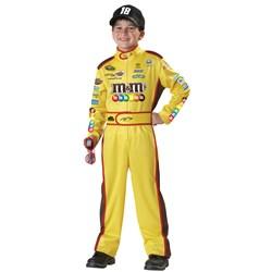 NASCAR Kyle Busch Child Costume