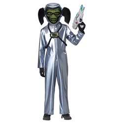 First Contact Child Costume
