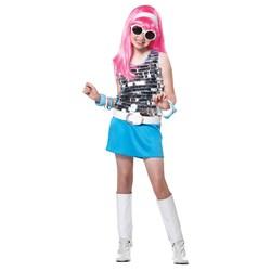 GO Go Girl Child Plus Costume