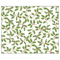 Holly Placemats (12 count)
