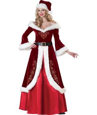 Mrs. St. Nick Adult Costume
