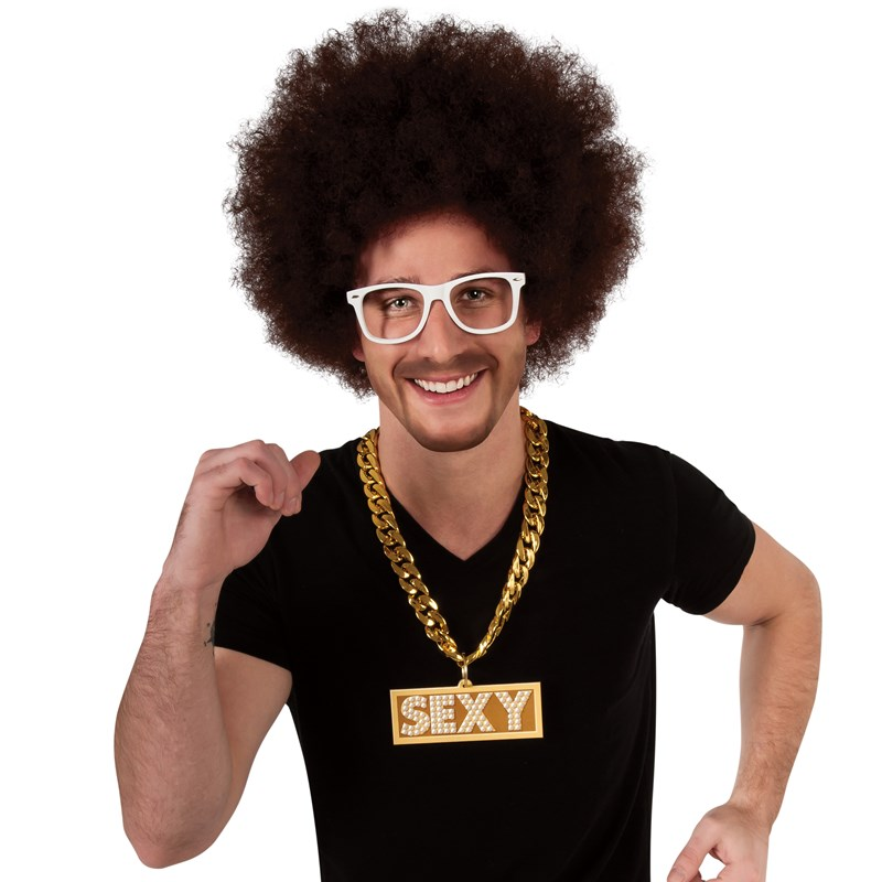 LMFAO Sexy Chain Adult for the 2015 Costume season.