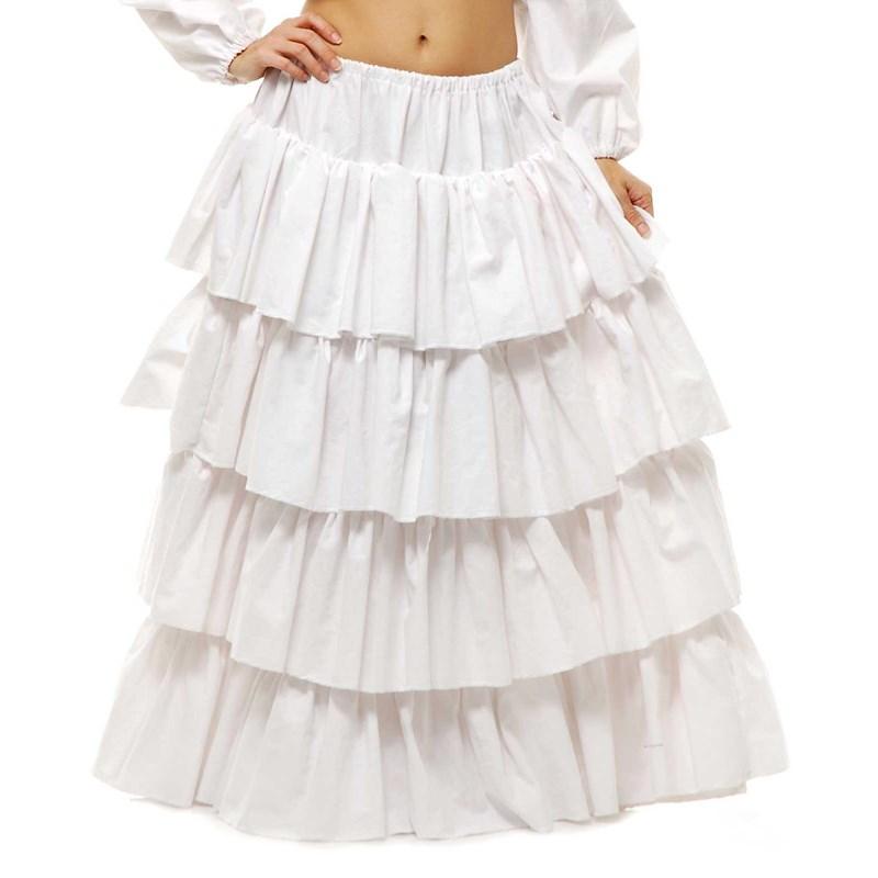 Cotton Petticoat Adult for the 2015 Costume season.