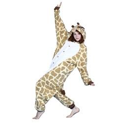 BCozy Giraffe Adult Costume