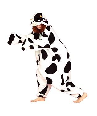 BCozy Cow Adult Costume