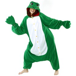 BCozy Frog Adult Costume