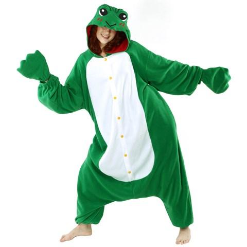 BCozy Frog Adult Costume