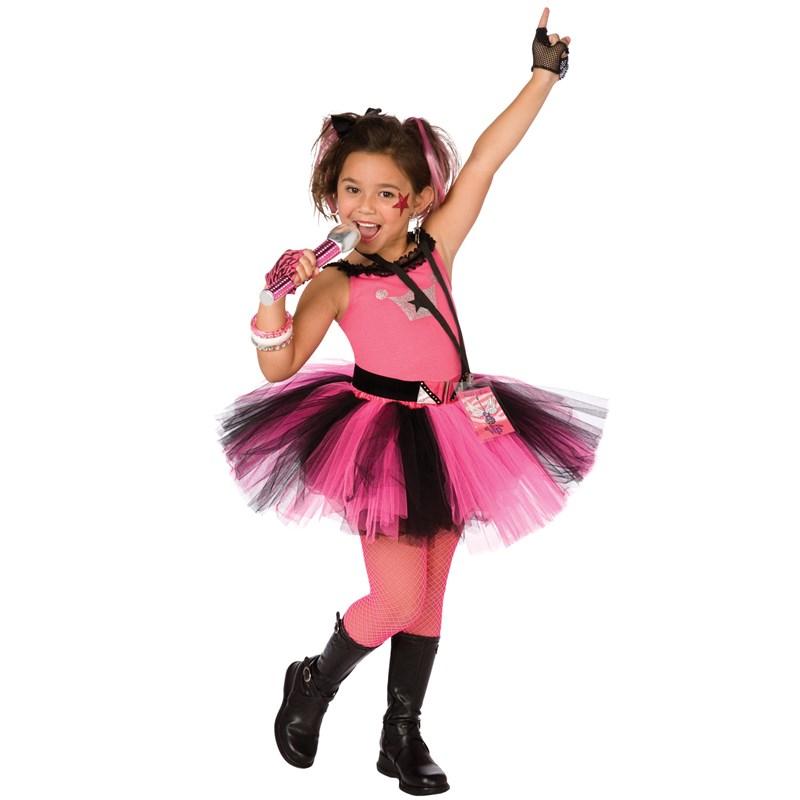 Glam Rocker Child Costume for the 2015 Costume season.