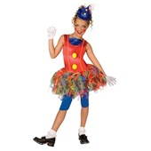 Clown Shreddy Child Costume