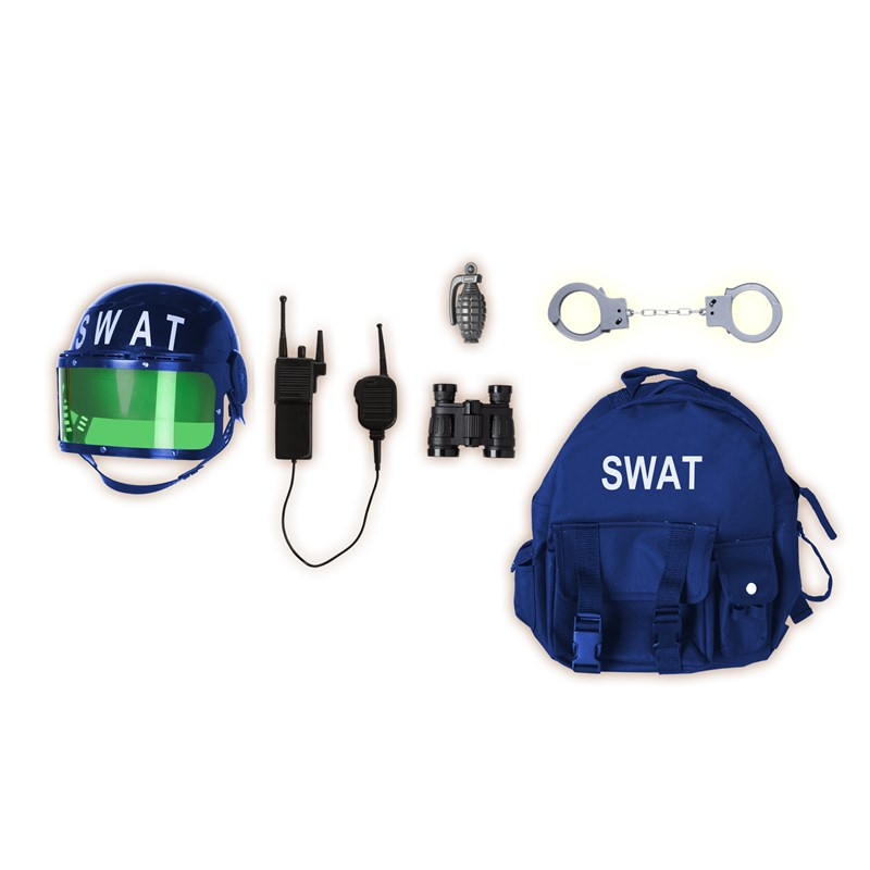 Gear to Go   SWAT Adventure Play Set for the 2015 Costume season.