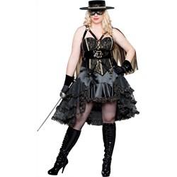 Beautiful Bandida Elite Collection Adult Plus Costume