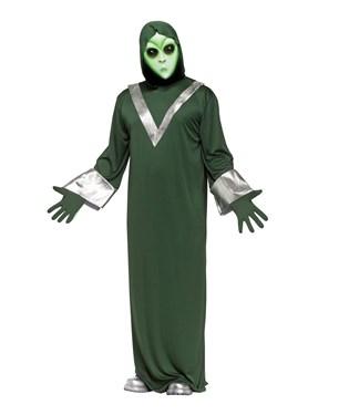 Deep Space Alien Adult Costume