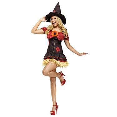 Scarecrow Sweetie Adult Costume