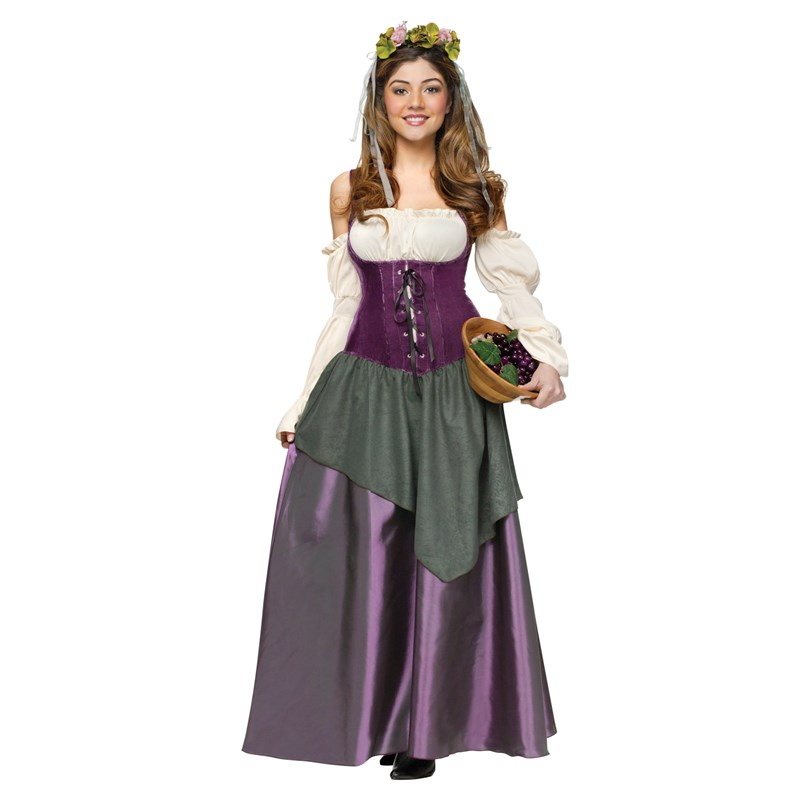 Tavern Wench Adult Costume for the 2015 Costume season.