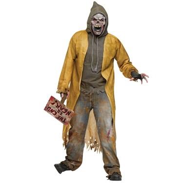 Street Zombie Adult Costume