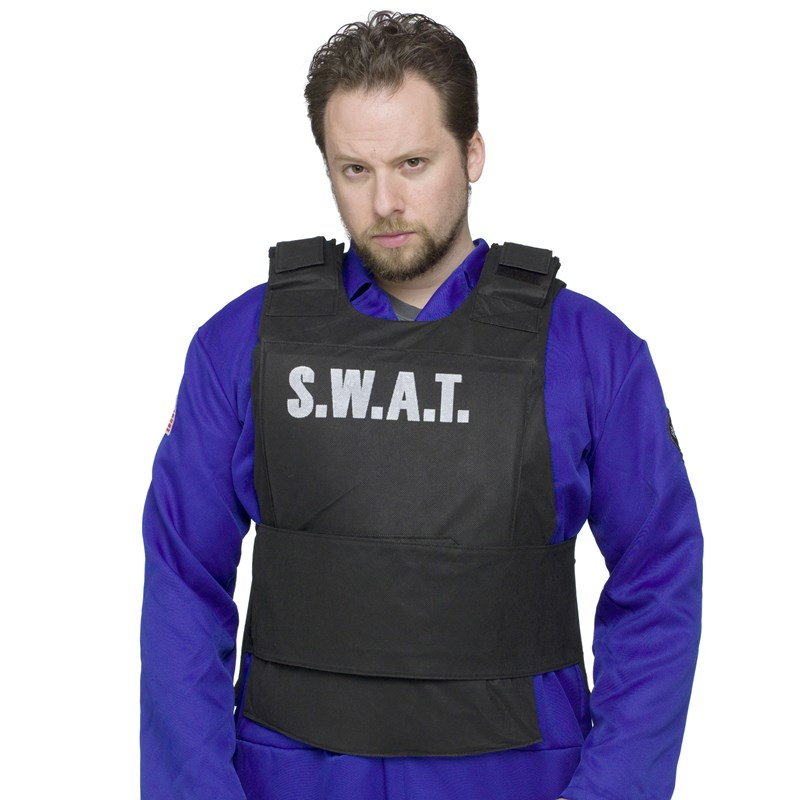 S.W.A.T. Vest (Adult) for the 2015 Costume season.