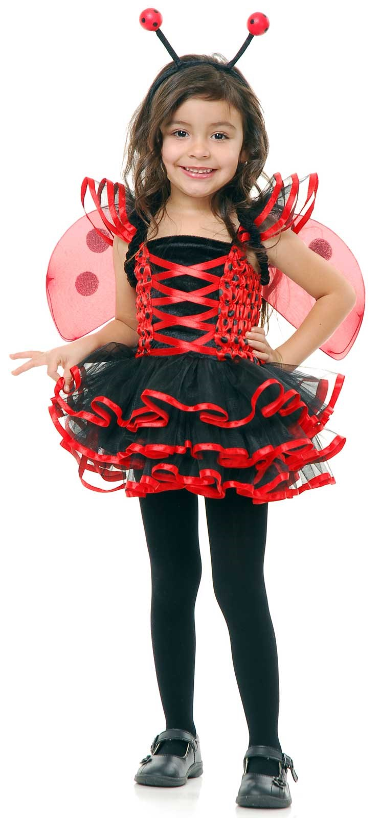 Lady Bug Cutie Toddler Costume