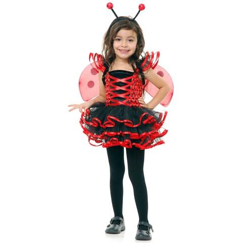 Lady Bug Cutie Toddler Costume