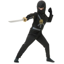Black Ninja Toddler Costume