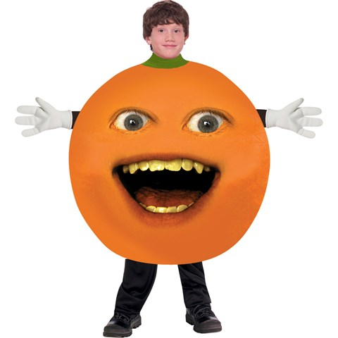 Annoying Orange Child Costume