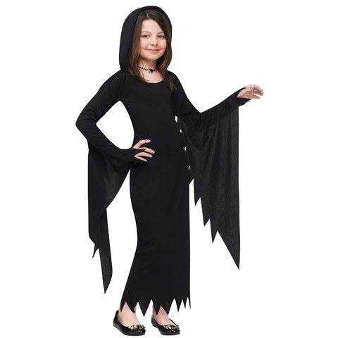 Hooded Gown Child Costume