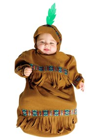 Click Here to buy Papoose Bunting Baby Costume from BuyCostumes