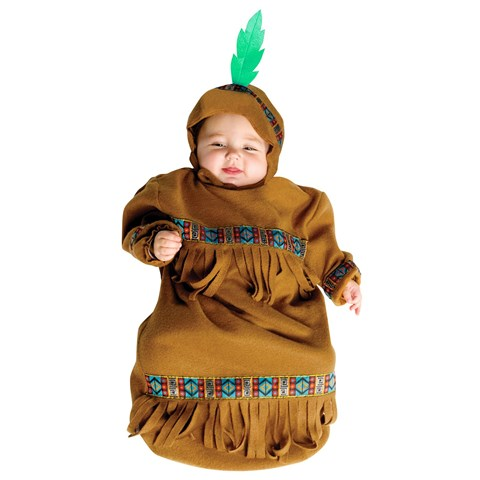 Papoose Bunting Infant Costume