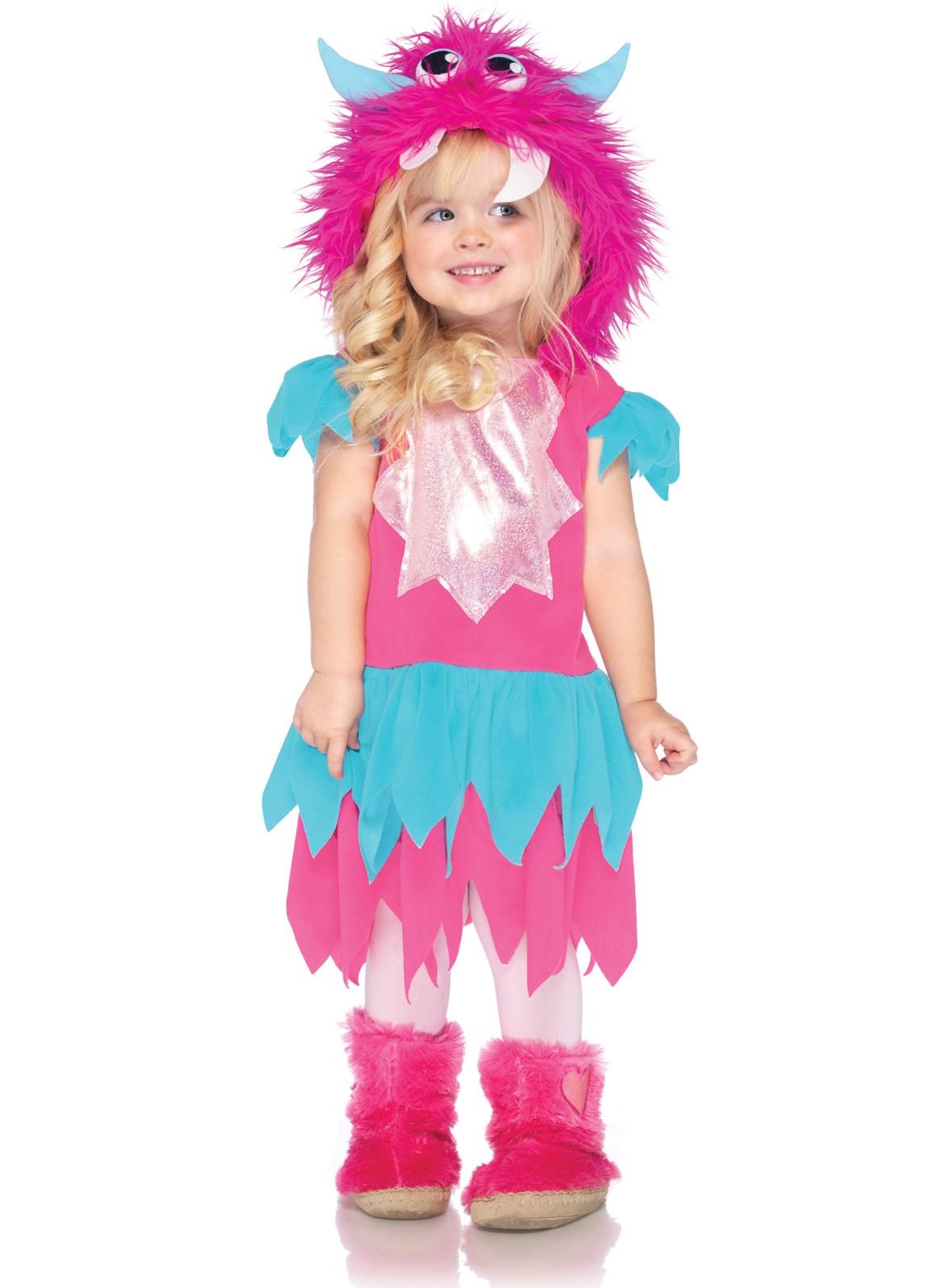 Sweetheart Monster Toddler Costume