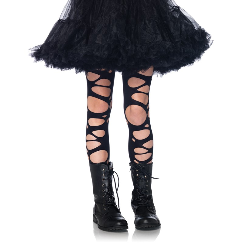 Tattered Child Tights for the 2015 Costume season.