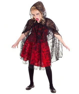 Mina The Vampire Tween Costume