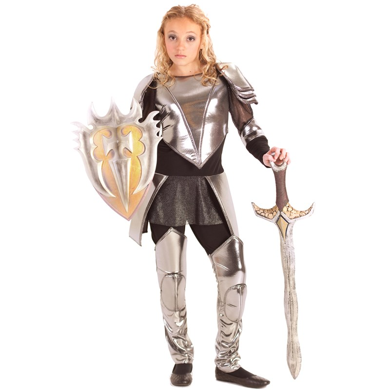 Warrior Snow Child Costume for the 2015 Costume season.