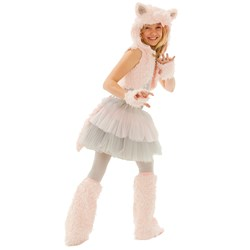 Grace Kitty Tween Costume