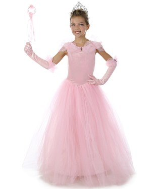 Pink Princess Auria Child Costume